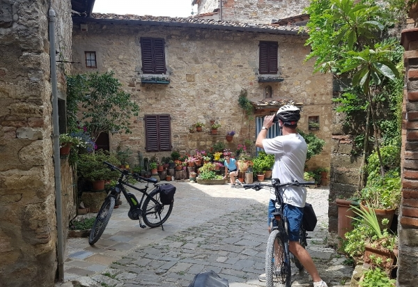 Chianti by E-Bike